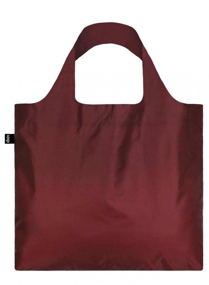 55d87a6c0e89d Nákupná taška LOQI Puro Sangria | Bagabaga.sk
