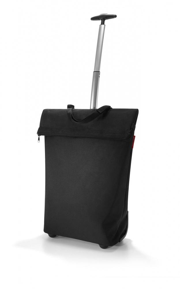 978ae64062cf8 Nákupná taška na kolieskach Reisenthel Trolley M Black | Bagabaga.sk