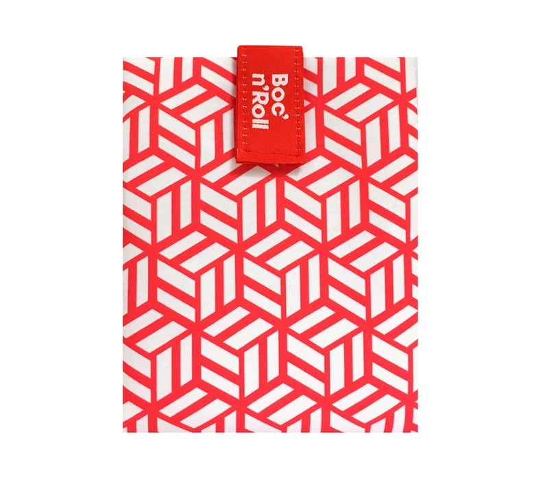 Eko vrecko Boc'N Roll Tiles Red