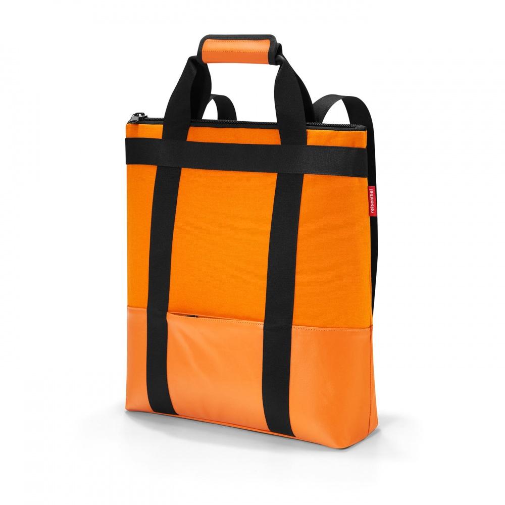 46e8fbd877 Taška Reisenthel Daypack Canvas Orange