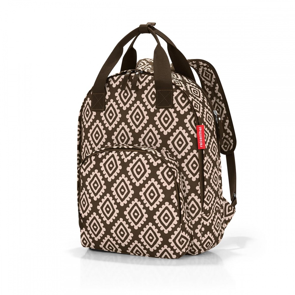 Ruksak Easyfitbag Diamonds Mocha