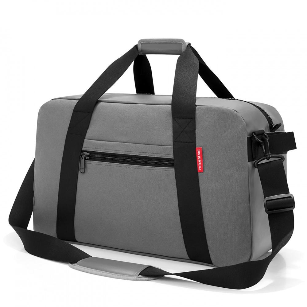 Cestovná taška Reisenthel Traveller Canvas Grey.