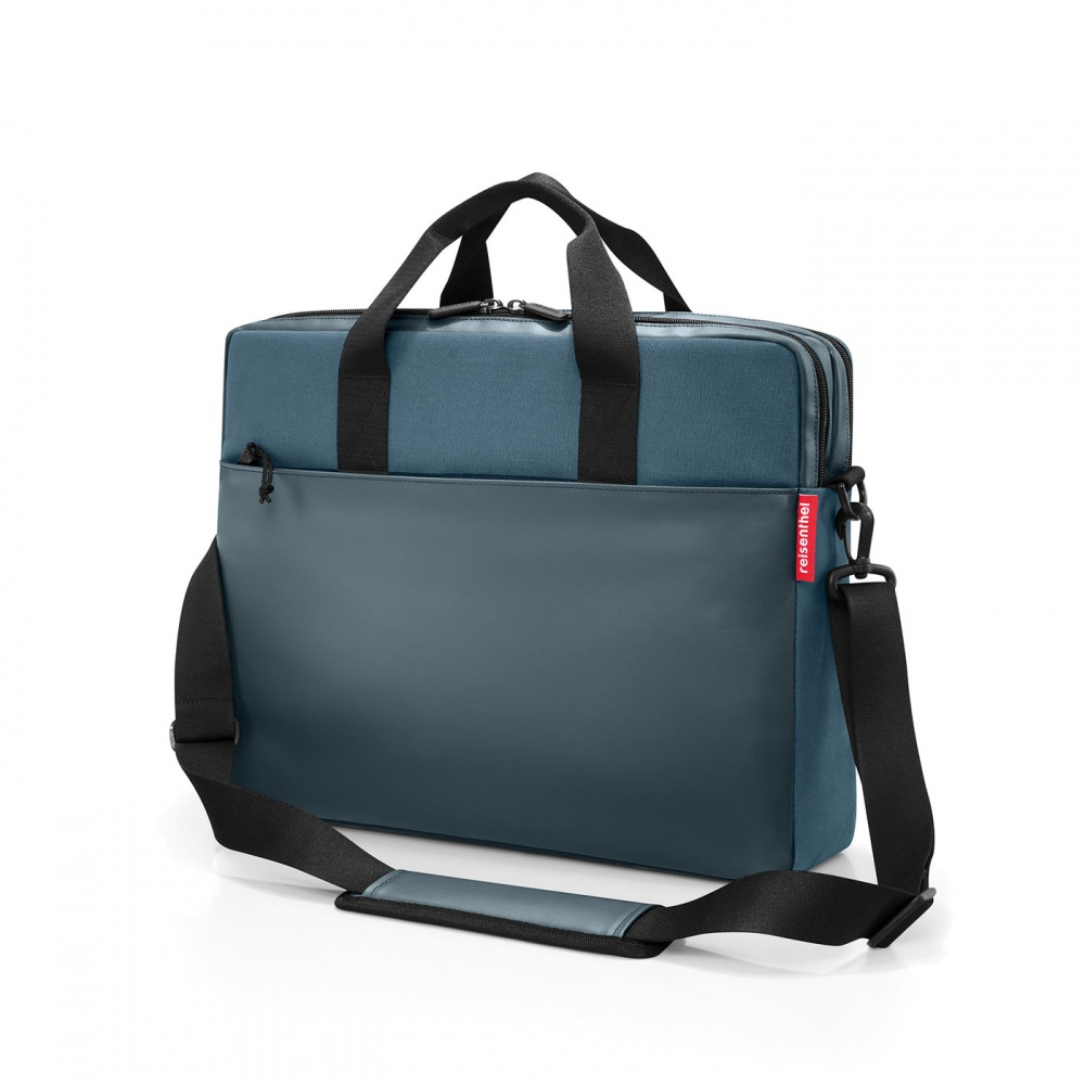 Taška na rameno Reisenthel Workbag Canvas Blue