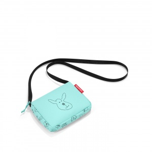 Taška Reisenthel Itbag Kids Cats and Dogs Mint