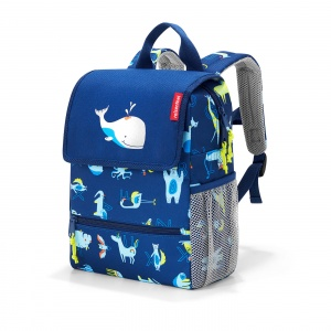 Ruksak Kids Abc Friends Blue