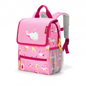 Ruksak Kids Abc Friends Pink