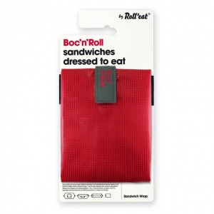 Eko vrecko Boc'N Roll Square red