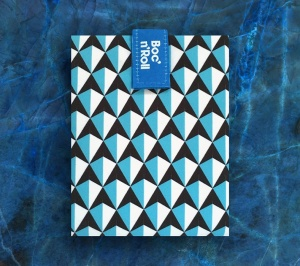 Eko vrecko Boc'N Roll Tiles Blue3