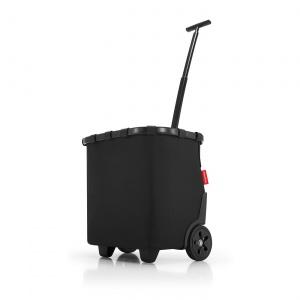 1dd24359b164b Nákupná taška na kolieskach Reisenthel Carrycruiser Frame Black Black |  Bagabaga.sk