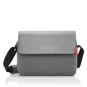 Kuriérna taška Reisenthel Courierbag 2 Canvas Grey4