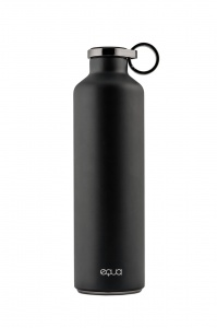 Fľaša EQUA SMART Dark Grey, 680 ml