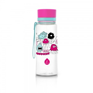 Fľaša EQUA Pink Monsters New, 400 ml