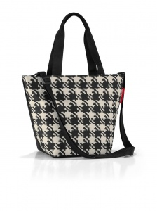 Taška Reisenthel Shopper XS Fifities Black