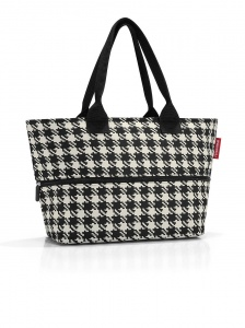 Taška Reisenthel Shopper e1 Fifties Black