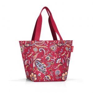 Taška Reisenthel Shopper M Paisley Ruby