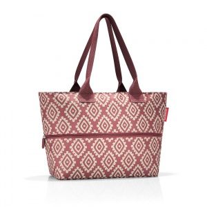 Taška Reisenthel Shopper e1 Diamonds Rouge