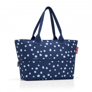 Taška Reisenthel Shopper e1 Spots Navy