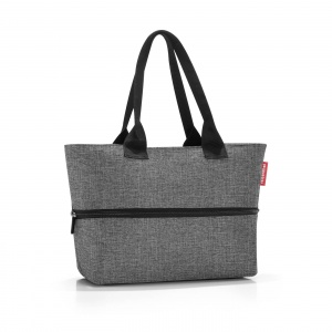 Taška Reisenthel Shopper e1 Twist Silver