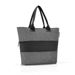Taška Reisenthel Shopper e1 Twist Silver 2