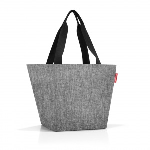 Taška Reisenthel Shopper M Twist Silver