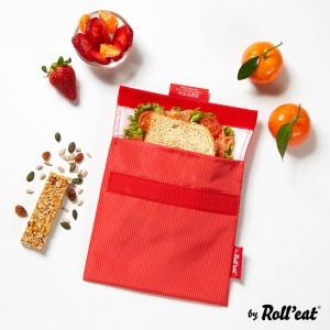 Eko vrecko Snack'N Go Active Red 2