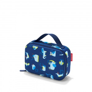 Box na jedlo Reisenthel Thermocase Kids Abc Friends Blue