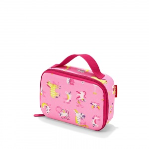 Box na jedlo Reisenthel Thermocase Kids Abc Friends Pink