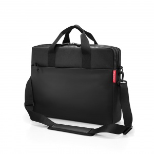 Taška na rameno Reisenthel Workbag Canvas Black