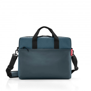 Taška na rameno Reisenthel Workbag Canvas Blue2