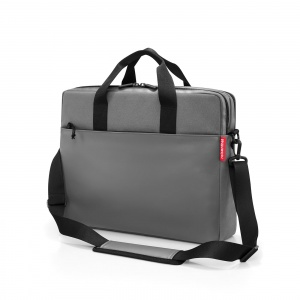 Taška na rameno Reisenthel Workbag Canvas Grey